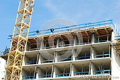 Edifício novo