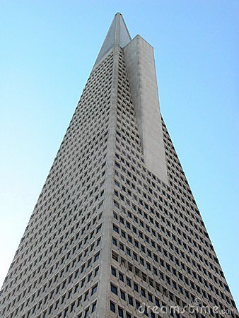Edifícios: arranha-céus Imagem Editorial