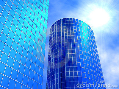 Edifícios do negócio