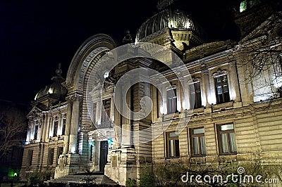 Edificio clásico