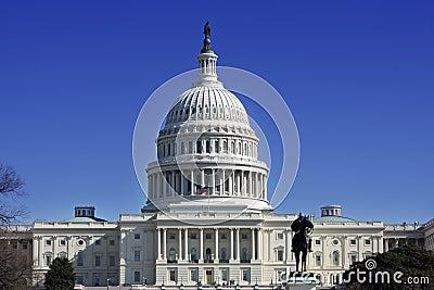 Edificio de capital de los E.E.U.U.