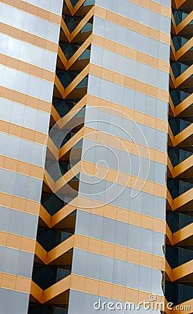 Líneas de fachada A1