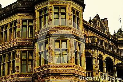 Edificio del virrey