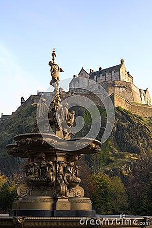 Free Edinburgh 1 Royalty Free Stock Photo - 1510995
