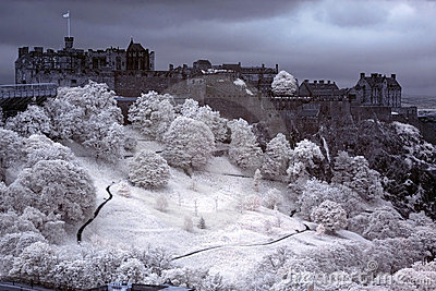 Edinburgh Castle, Scotland, GB