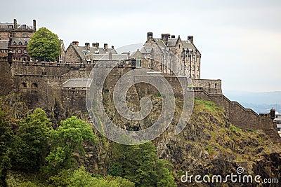 Edinburgh Castle, Scotland, GB