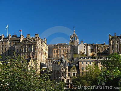 Edinburgh, Old Town 04