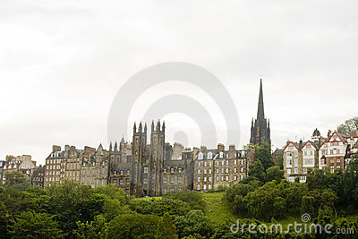 Edinburgh Old Town, Scotland