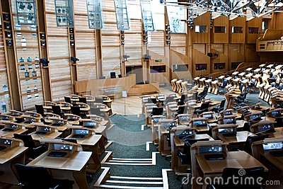 Edinburgh parliament