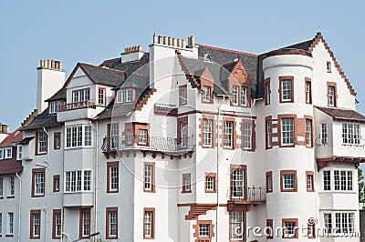 Edinburgh Ramsay Garden