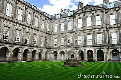Edinburgh royal palace