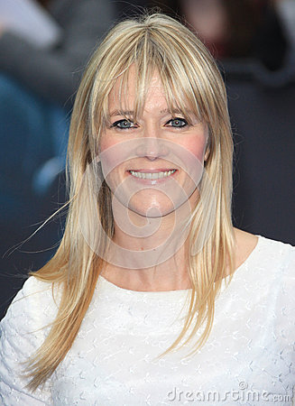 Edith Bowman Editorial Stock Photo