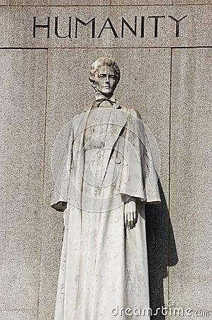 Edith Cavell Monument, London