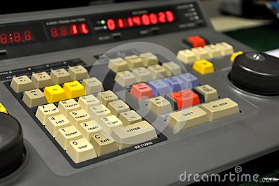 Editing station