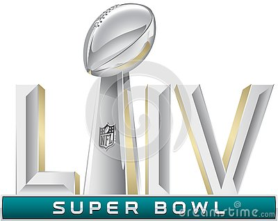 Super bowl 2020 live it miami Editorial Stock Photo