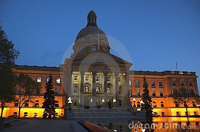 Edmonont, Alberta Legislature