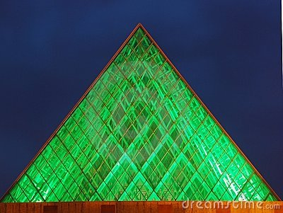 Edmonton City Hall night view