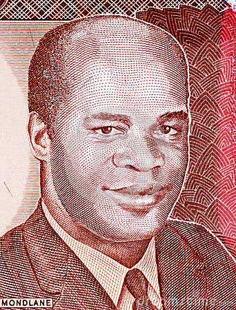 Eduardo Mondlane Editorial Stock Photo
