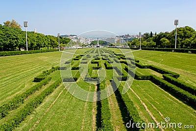Eduardo VII Park, Lisbon