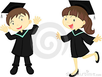 A Educated Boy and Girl