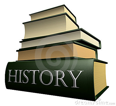 Free Education Books - History Royalty Free Stock Photo - 6095705