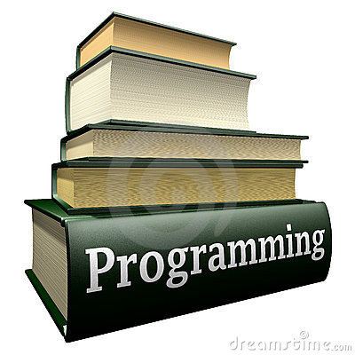 Education books - programming