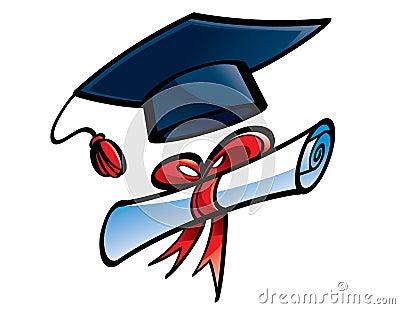Education (Graduation cap and diploma)