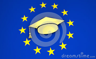 image European education system threesome