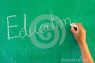 Education written