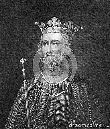 Edward II Editorial Image