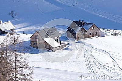 Een berghut royalty vrije stock foto afbeelding 7753895 - Berghut foto ...