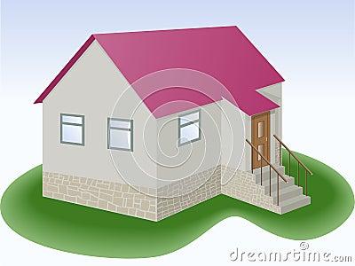 Eenvoudig huis