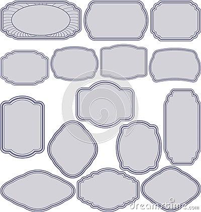 Eenvoudige frames