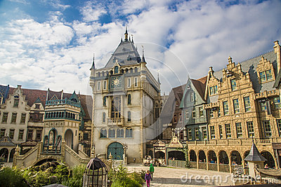 Efteling Theme Park In Holland Editorial Photo Image 46398591