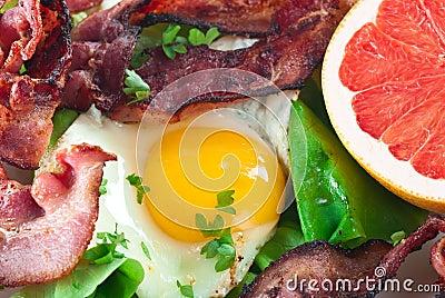 Egg Bacon Meal