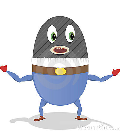 Egg bandit