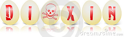 Egg dioxin six