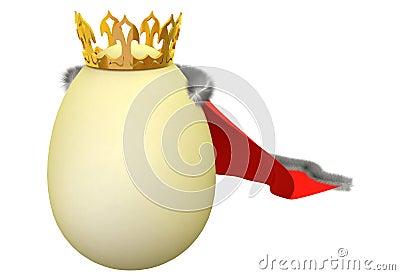 Egg - king