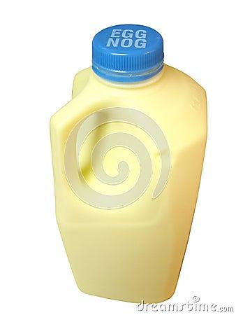 Egg Nog Bottle