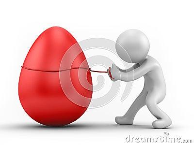 Egg pull