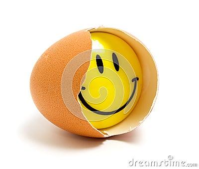 Egg smile