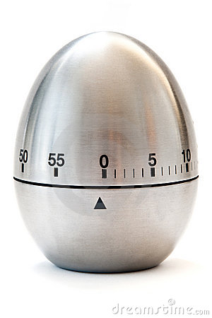 Free Egg Timer Royalty Free Stock Photo - 19425485