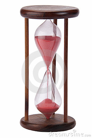 Free Egg Timer - Isolated Stock Image - 15514261