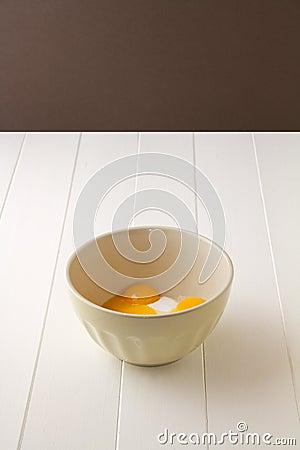 Free Egg Yolks And Sugar Royalty Free Stock Photos - 30433168