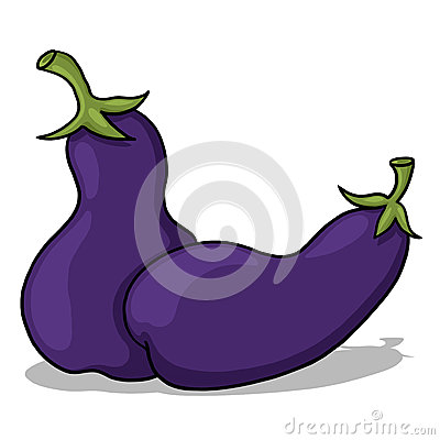 Eggplant Illustration