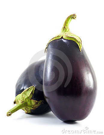 Free Eggplants Stock Image - 19299301