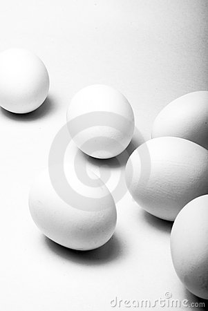 Free Eggs Royalty Free Stock Image - 4598696