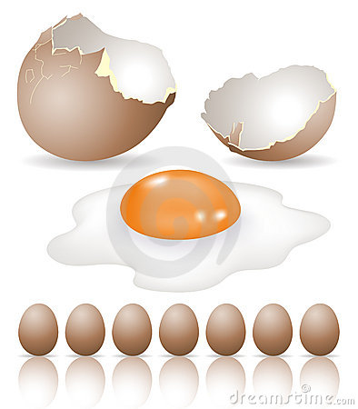 Free Eggs Stock Images - 7440304