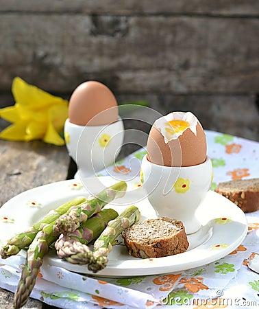 Easter breakfas