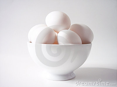 Eggs in Bowl 3